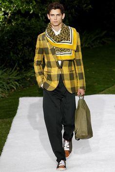 Sfilata Berluti Paris Moda Uomo Primavera Estate 2015 - Vogue