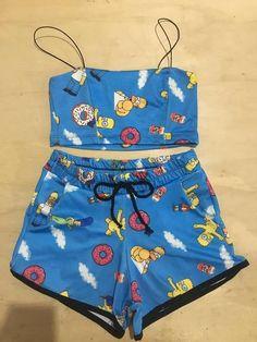 Pajama Outfits, Nike Outfits, Teen Fashion Outfits, Disney Outfits, Swag Outfits, Outfits For Teens, Cute Pajama Sets, Cute Pjs, Cute Pajamas