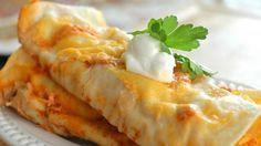 Creamy Chicken Enchiladas Smartpoints 6 - weight watchers recipes