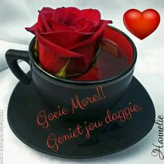 Good Morning Wishes, Good Morning Quotes, Lekker Dag, Goeie More, Afrikaans, Deep Thoughts, Food, Van, Advice