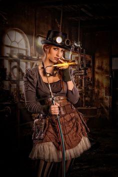 Steampunk Welder