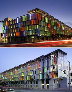 Three of the worlds prettiest parking garages are in one small city most parking facilities are eyesores designed with function in mind without paying heed to context or aesthetics but in some cases parking garages can be solutioingenieria Choice Image