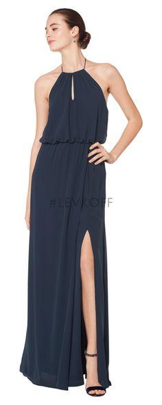04221049f94  LEVKOFF Bridesmaid Dress Style 7083  BL7083 Bill Levkoff Bridesmaid Dresses