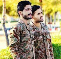 Pakistan Zindabad, Pakistan Fashion, Pak Army Soldiers, Love You Cute, Pakistan Armed Forces, Mens Suit Vest, Army Love, Handsome, Military