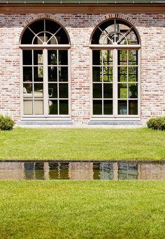 Belgian architecture - via Bibeline Designs