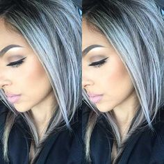 25 New Gray Hair Color                                                                                                                                                                                 More