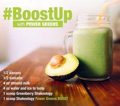 Greenberry Shakeology Power Greens Boost