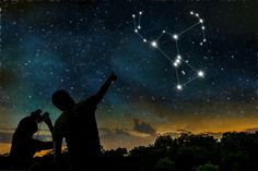 Orion Dominates Our Winter Skies