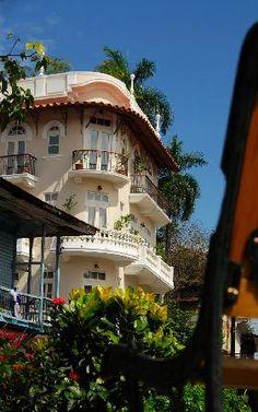 Las Clementinas--- amazingly unique and boutique 6 room property in Panama City's Casco Viejo