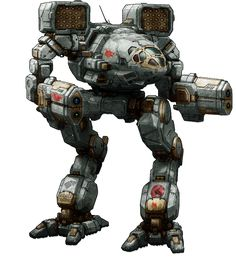 MWO Timber Wolf (Mad Cat) repaint by Odanan on DeviantArt