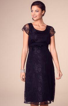 25378ad21bc ティファニーローズ マタニティドレス April Maternity Nursing Dress Black by Tiffany Rose