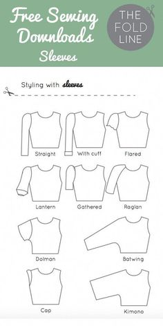 Sewing Hacks, Sewing Tutorials, Sewing Crafts, Sewing Tips, Sewing Ideas, Techniques Couture, Sewing Techniques, Sewing Patterns Free, Clothing Patterns