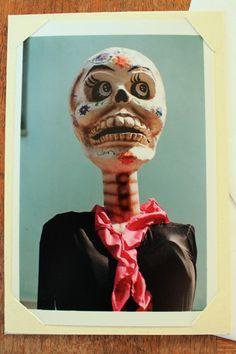 Mexico. Dia de Muertos