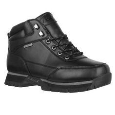 Lugz Flirt Lace Up Boot Black K24y8501