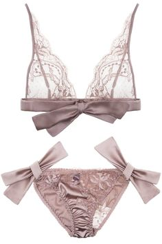 Chic After Dark ( http://www.fleurofengland.com/sets/2830-truffle-silk-and-lace-boudoir-bra-and-bow-tie-brief )