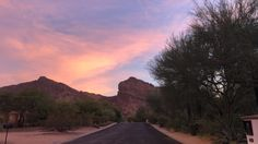 Paradise Valley Arizona, Country Roads, Celestial, Sunset, Outdoor, Outdoors, Sunsets, Outdoor Games, The Great Outdoors