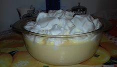 Madártejet készítettem, a habot mikróba csináltam! – Közösségi Receptek Pudding, Desserts, Food, Tailgate Desserts, Deserts, Custard Pudding, Essen, Puddings, Postres