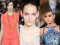 Schöner als die Kronjuwelen! Ob Tropfenohrringe, XXL-Aufpimper oder Neon-Stücke - dieser Schmuck macht aus Klamotten absolute Trend-Outfits.