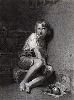 Louis XVII in prison