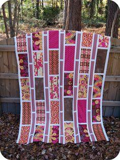 Rectangle quilt
