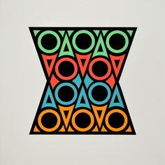 2D Design Portfolio by Teague Roberts, via Behance