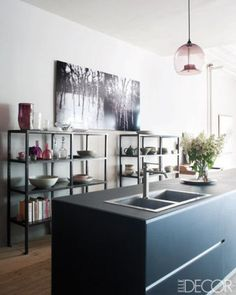30 Modern Kitchen Ideas Every Home Cook Needs To See - ELLEDecor.com