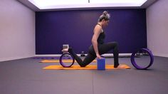 8 Minute: Yoga Wheel Sequence: Beginner || Clever Yoga