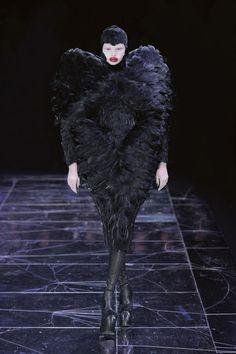 Dress, The Horn of Plenty, autumn/winter 2009–10 | Alexander McQueen: Savage Beauty | The Metropolitan Museum of Art, New York