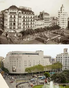 Barcelona before the bombing😢 Valencia, Barcelona Architecture, Places In Spain, Genius Loci, Barcelona Catalonia, Antoni Gaudi, Best Cities, Documentary, Old Photos