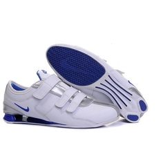 best sneakers b6eac 5e348 Nike Shox R3 White Mineral Blue Men Shoes 1048 For  50.00 Go To  http