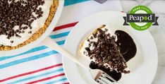 frozen smores pie
