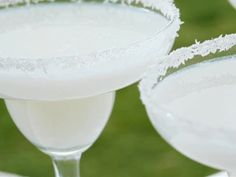 Food Network invites you to try this Coconut Margarita recipe from Sandra Lee.