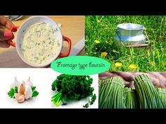 Recette fromage type boursin facile - YouTube Boursin, Cordon Bleu, Green Beans, Cantaloupe, Cheese, Vegetables, Food, Garlic, Kitchens