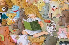 Jelka Reichman, slovenian book illustrator