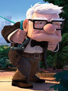 Carl Fredricksen Costume from Disney Pixar Up Movie Also a Disney costume site. Disney Movie Up, Disney Pixar Movies, Disney Love, I Movie, Walt Disney, Up Pixar, Movie Costumes, Cartoons, Costumes