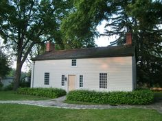 SIGHTS. Laura Secord Homestead. The demure Laura Secord Homestead celebrates a Canadian heroine who lived here during the War of 1812. She's famous for booting it nearly 30km to warn the British soldiers of impending attack by the USA – even though she was a US citizen. The rose ga