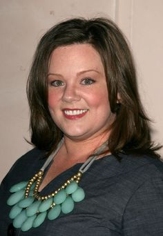 HA! I totally have that necklace and wear it to death. Love Melissa McCarthy. She is hilarious!