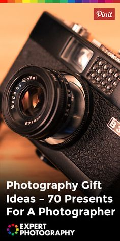 Photography Gift Ideas - 70 Presents For A Photographer