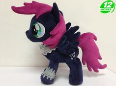 "MY LITTLE PONY FRIENDSHIP IS MAGIC CYNDER PONY 12"" PLUSH DOLL SHIPS FROM USA #other"