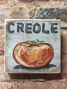 Louisiana Homes, Louisiana Art, Cute Kitchen, Kitchen Art, Kitchen Decor, Rustic Lake Houses, New Orleans Art, Art Journal Inspiration, Wood Signs