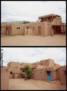 Taos Pueblo, New Mexico, United States of America