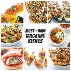 Must Have Tailgating Recipes with @Blurb Books and Real Food by Dad