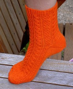 Toe-Up Bayerische pic1 by theknittingswede, a free pattern