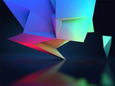 Dribbble - Experiment #2 by Michael Sambora