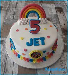 K3 taart Birthday Cake, Desserts, Food, Tailgate Desserts, Birthday Cakes, Deserts, Eten, Postres, Dessert