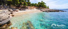 Beach Feronija - Ivan Dolac - Island Hvar - Dalmatia - Split - Croatia