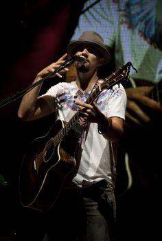 Jason Mraz at Blossom Music Center, September 5, 2012