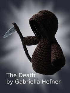 The Cute, Dark, and Deadly World of Amigurumi | Dear Darkling