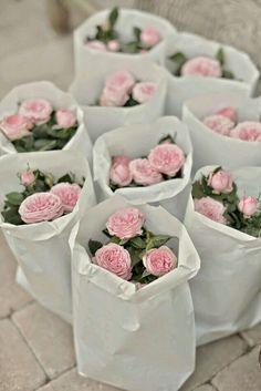 Idee bomboniere originali.  Un matrimonio in rosa dolcezza.. WWW.NOZZEMERAVIGLIOSE.IT