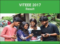 VITEEE 2017 Result - The result of VITEEE 2017 is available now. Check here VITEEE result, rank list 2017 by entering application no.